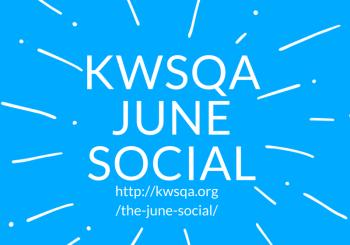The June social